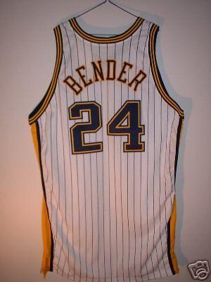 Bender jersey