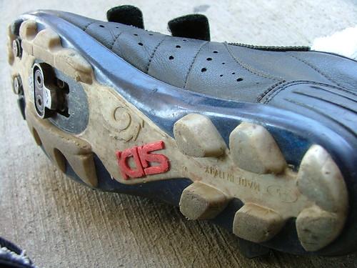 my trusty shoe