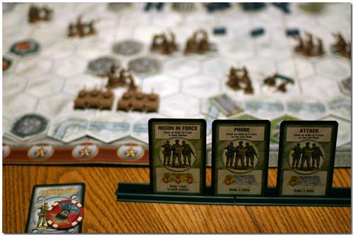 Memoir Command Cards