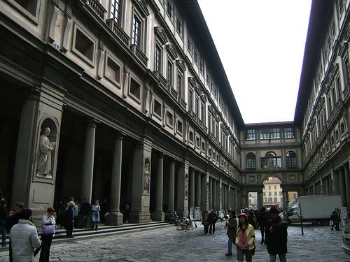 Palacios Florentinos y Edificios Neoclásicos