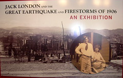Jack London exhibit
