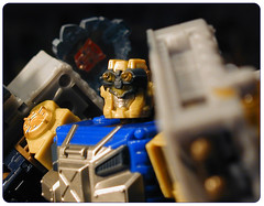 Cybertron Defense Scattorshot - Closeup 01