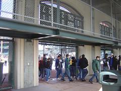 SBC Park - Blick ins Stadion II