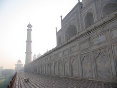 Taj Mahal photo by soulspill