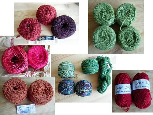 Random Yarn 1/6