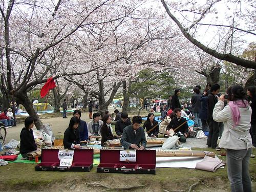university music students
