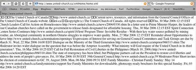 RSSpage