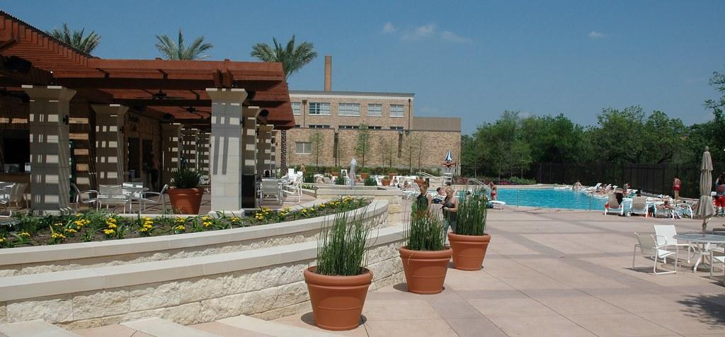 The Pool at UT