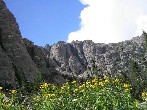Rockies Landscape