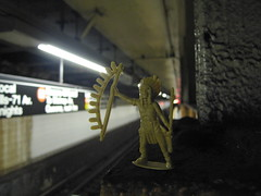 Subway Figurine