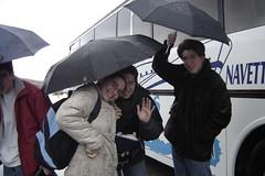 Crucero: La lluvia en Roma es una...