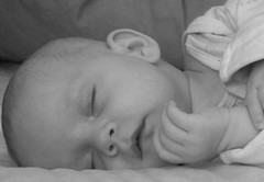Sleeping like an Angel