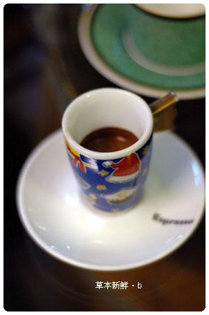 第二杯espresso