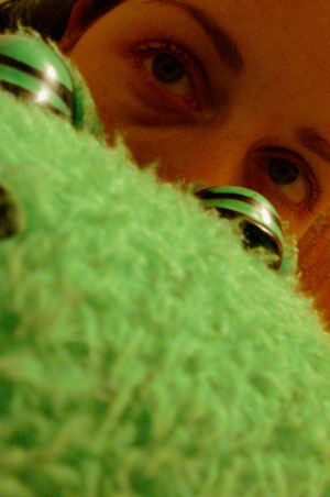 me and froggee dec 2003