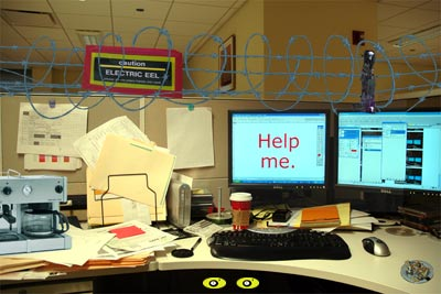 Cubicle Hell