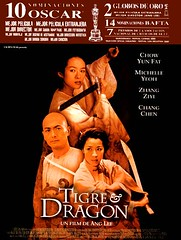 """Ang Lee prepara una precuela de """"Tigre y Dragón"""""""