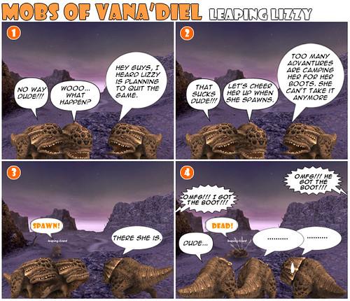 Petites BD sympa sur FFXI (Darksociety Comic) 74277063_12a01eaef2