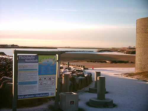 Nauth�lsv�k Geothermal Beach, Reykjav�k