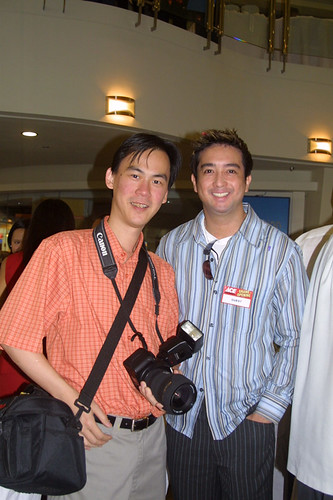 Me with Bobby Yan