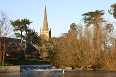 Church and Weir - 2