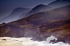 Storm-Bound Shore