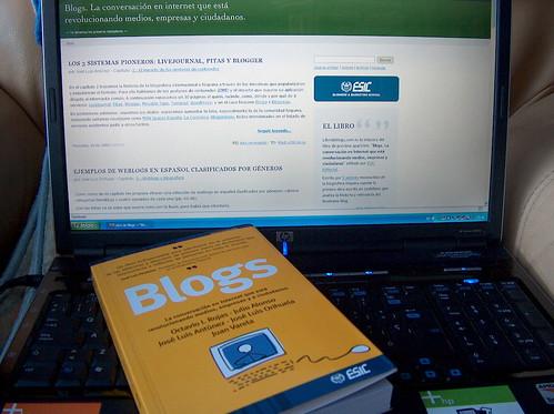 Blogs. El libro