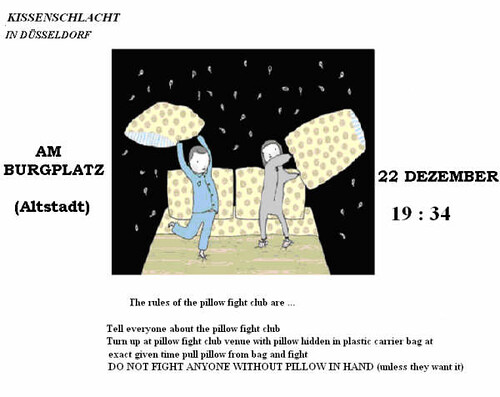 Pillowfight duesseldorf 1