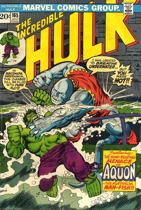 Hulk Comics 6