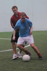 Jewsbury - Bounds Training session