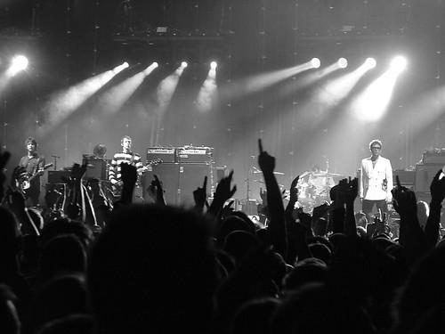 Oasis Dublin December 22