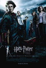 Harry Potter 4 International Poster