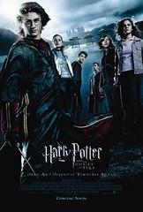 Harry Potter 4 International Poster