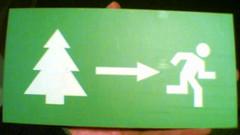 next exit xmas