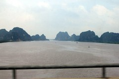 River of Halong Bay
