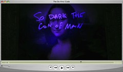 SO DARK THE CON of MAN