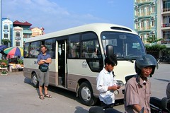 Bus to Sapa
