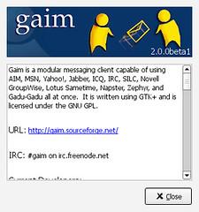 Acerca de Gaim2Beta1