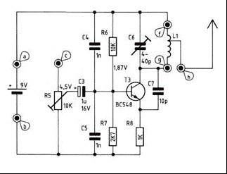 5w Fm Zender T2440 in addition Integrator Circuit Diagram Electronic Schematic likewise Rf furthermore Simple Circuit Board Projects furthermore Fm Transmitter Antenna Circuit Board. on fm transmitter circuit simple