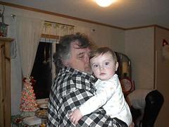 Papa Jim and Zayden