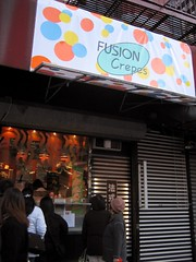Fusion Crepes
