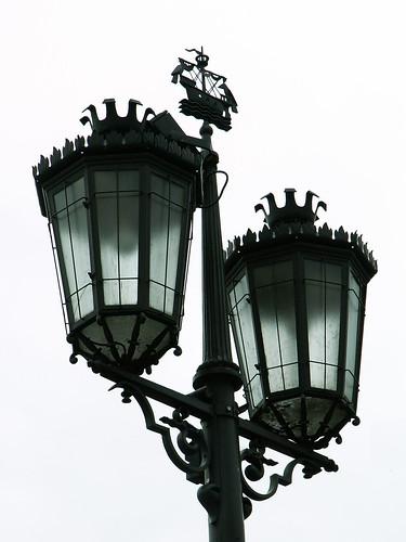 Lisbon - streetlamps