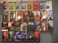 Star Trek Books: Books read in 2005