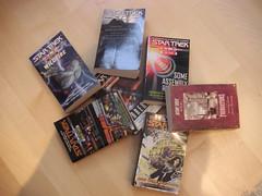 Star Trek Books: Series of 2005