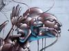 Graffiti inyección