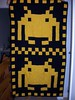 The Awesome Space Invader Quilt