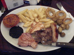 Harkers Mixed Grill