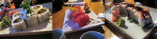 Sushi at Korea Garden
