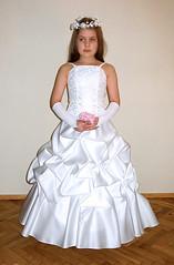 Sukienki Komunijne W 2006 Roku   Uroda I Pi  Kno W S  U  Bie