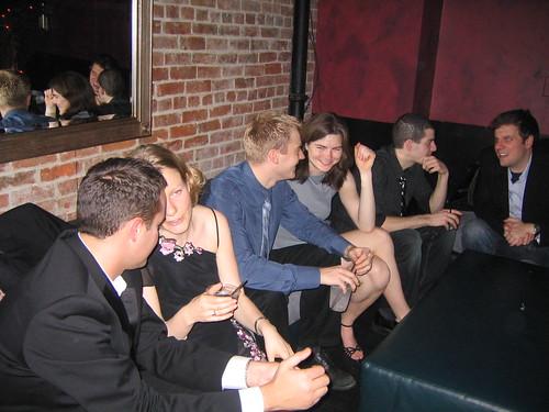 VIP at Trinity on NYE 2005