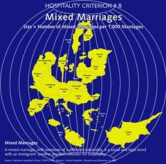 mapa matrimonio